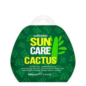 Gel Aftersun hidratante Cactus | Café mimi