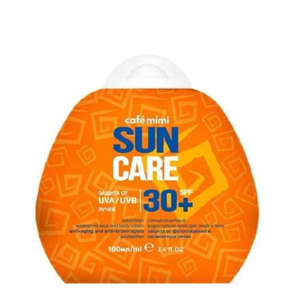 Protector solar SPF 30+ | Café mimi