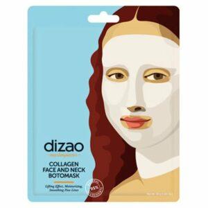 Mascarilla de colágeno para cara, cuello y ojos | Dizao
