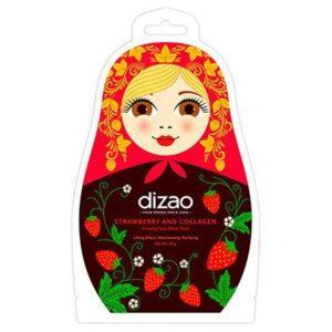 Mascarilla de fresa y colágeno | Dizao