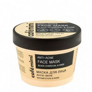 Mascarilla facial Antiacné | Café mimi