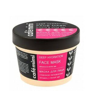 Mascarilla facial Hidratación profunda | Café mimi