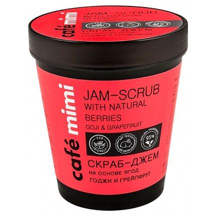 Mermelada exfoliante de goji & pomelo | Café mimi