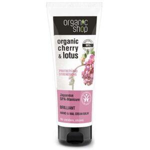 Bálsamo para manos y uñas Japonesa cherry & loto | Organic shop