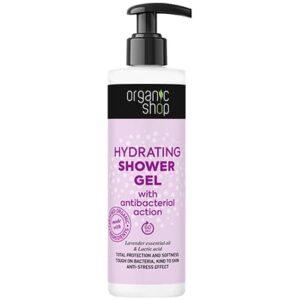 Gel de ducha hidratante con acción higienizante | Organic shop
