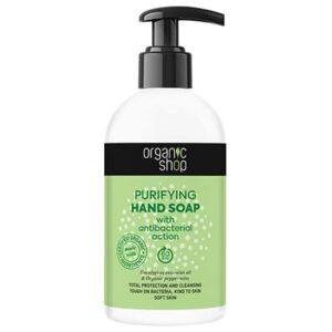 Jabón de manos purificante con acción higienizante | Organic shop