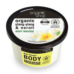 Mousse corporal Flor de Bali | Organic shop
