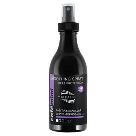 Spray suavizante protector del calor | Café mimi