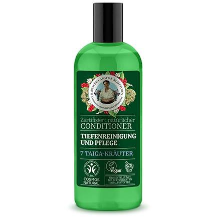 Acondicionador limpieza profunda y cuidado | Green Agafia