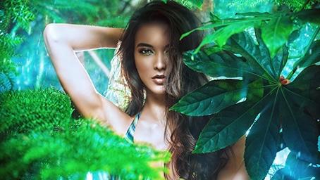 green agafia