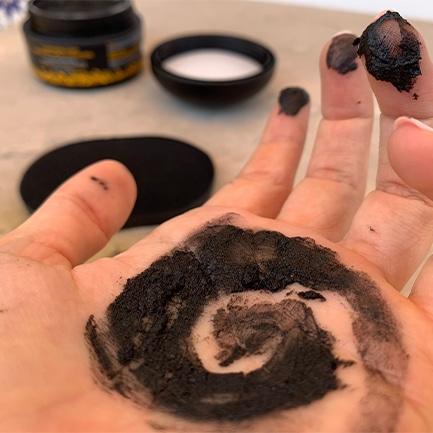 Jabón negro 1