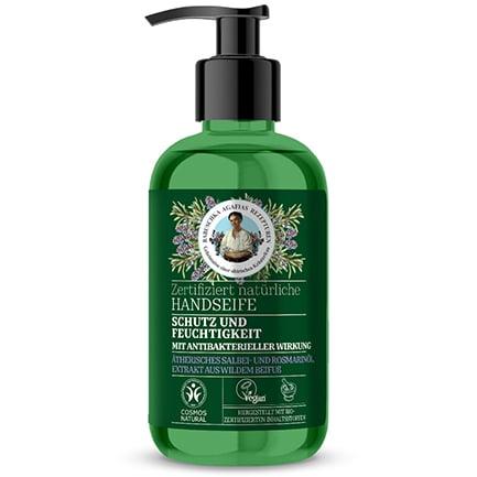 Jabón de manos protector e hidratante - efecto higienizante | Green Agafia