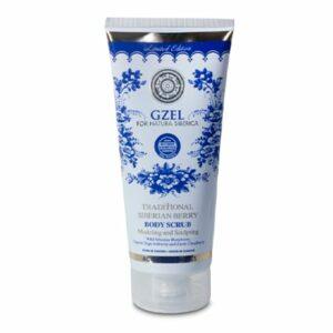 Peeling corporal Gzel | Natura Siberica