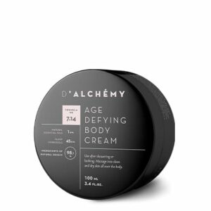 Crema corporal antienvejecimiento | D'Alchemy