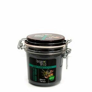 Envoltura corporal fortificadora purificación | Organic shop