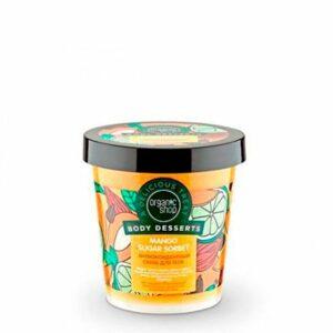 Exfoliante corporal sorbete de azúcar de mango| Organic shop