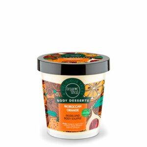 Soufflé remodelador naranja de Marruecos | Organic shop