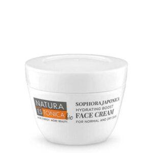 Crema facial hidratante Sophora Japonica   Natura Estonica