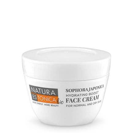 Crema facial hidratante Sophora Japonica | Natura Estonica
